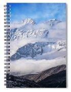 Kongde Ri Spiral Notebook