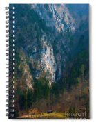 Konigsee  Spiral Notebook
