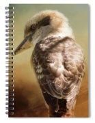 Kookaburra Spiral Notebook