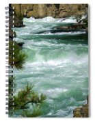 Kootenai River Spiral Notebook