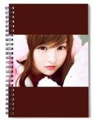 Korean Spiral Notebook