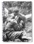 Korean War, 1950 Spiral Notebook