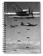 Korean War: B-29 Bombers Spiral Notebook