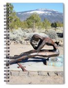 Korean War Veteran Memorial Spiral Notebook