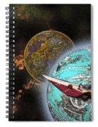 10114 Starfighters Spiral Notebook