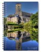 Kost Castle Spiral Notebook