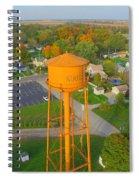 Kouts Indiana Spiral Notebook