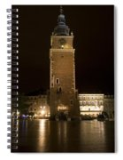 Krakow Town Hall Tower Spiral Notebook