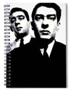 Kray Twins Spiral Notebook