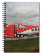 Kreilkamp Truck Spiral Notebook
