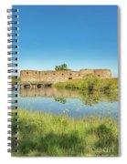 Kronoberg Castle Ruins Spiral Notebook