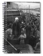 Kronstadt Mutiny, 1921 Spiral Notebook