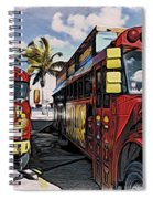 Kukoo Meow Spiral Notebook