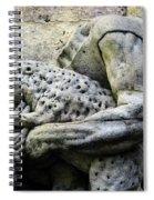 Kuks Forest Sculptures Spiral Notebook