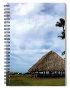 Kukulu Hale Kahului Maui Hawaii Panorama Spiral Notebook