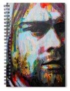 Kurt Cobain Spiral Notebook