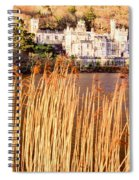 Kylemore Abbey, County Galway Spiral Notebook