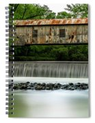 Kymulga Covered Bridge  1864 Spiral Notebook