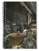 Kyoto Main Train Station - Japan Spiral Notebook