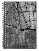 Kyoto Palace Stone Wall Spiral Notebook