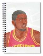Kyrie Irving Spiral Notebook