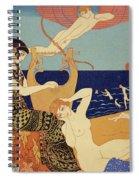La Bague Symbolique Spiral Notebook