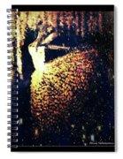La Ballerine Spiral Notebook