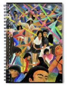 La Bamba Spiral Notebook