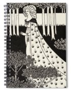 La Beale Isolde Spiral Notebook