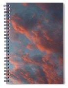 La Boca Sunset Spiral Notebook