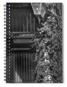 La Buvette - Corner Spiral Notebook