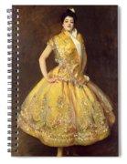 La Carmencita Spiral Notebook
