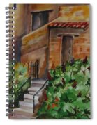 La Casitas Spiral Notebook