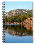 La Cloche Mountain Range Spiral Notebook