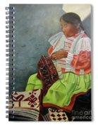 La Costurera Spiral Notebook