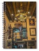 La Cubana Restaurant Spiral Notebook
