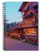 La Cumbrecita, Argentina Spiral Notebook