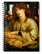 La Donna Della Finestra Spiral Notebook