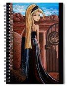 La Entrada Spiral Notebook