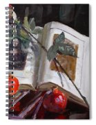 La Gioconda  Spiral Notebook