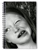 La Grimace Spiral Notebook