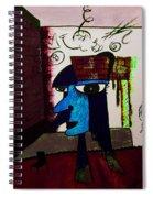La Intimidad 2 Spiral Notebook