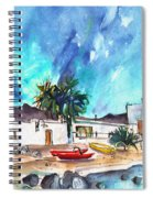 La Isleta Del Moro 07 Spiral Notebook