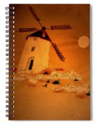 La Mancha Spiral Notebook