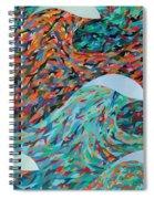 La Mer Spiral Notebook
