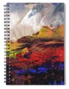 La Mer Rouge Spiral Notebook