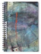 La Mort Au Cirque Spiral Notebook