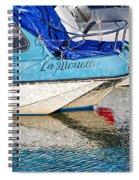 La Mouette Spiral Notebook