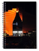 L.a. Nights Spiral Notebook