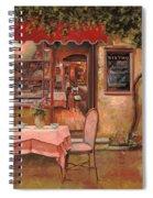 La Palette Spiral Notebook